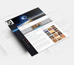 纽约时代周刊ipad界面app设计