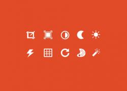 一组工具类的icon合集