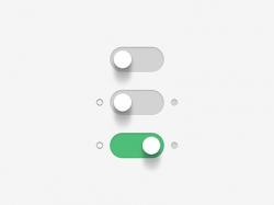 经典创意按钮UI设计欣赏