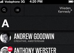 苹果IOS iphone应用程序用户界面设计案例分享