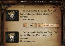 海盗APP手机游戏界面设计UI