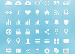 91个免费的常用icon图标合集下载