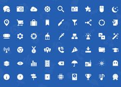 72个经典的32像素图标icon素材下载