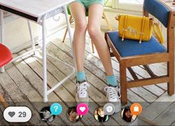 Kakao Style时尚生活APP应用界面设计欣赏