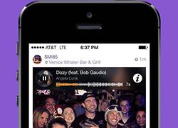 Snippit社交应用APP UI设计欣赏
