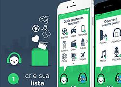 绿色风格Buddy App界面设计欣赏