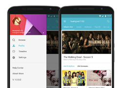 Wave: Never Miss Your Favorite Show