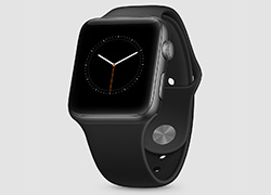 苹果手表apple watch psd源文件下载