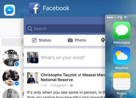 脸谱Facebook iOS 9 Gui设计规范源文件分享