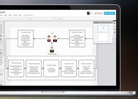 ProcessOn:免费的在线作图、实时协作
