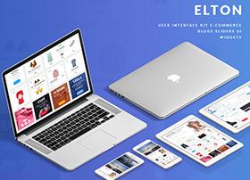 超赞超全的Elton ui主题包下载