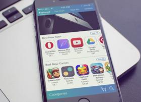 超赞的App Store Redesign psd源文件下载