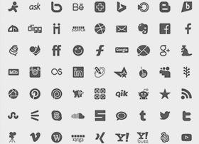 3000枚设计师必备的ICON图标源文件下载