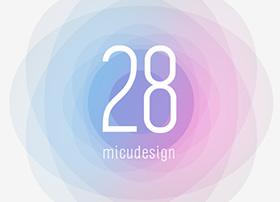 简单几步搞定多彩酷炫的UI界面效果