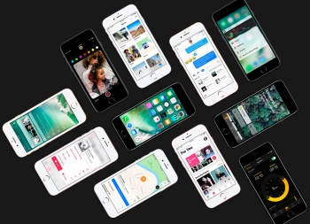 一套IOS 10 GUI UI Kit sketch 组件下载