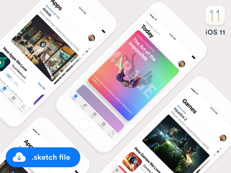 ios11 App Store