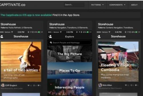 设计师灵感获取最佳网站推荐