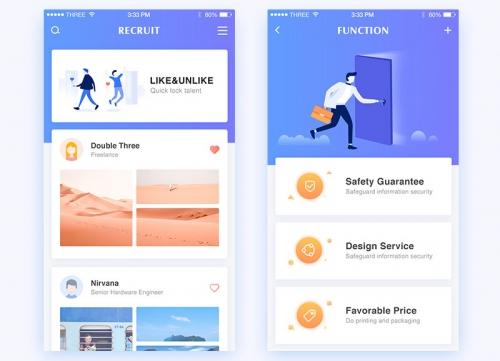 "UI视觉设计师、交互设计师还有产品经理在""实战""中是如何沟通配合"