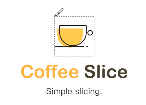 Sketch智能切图工具 Coffee Slice for Sketch