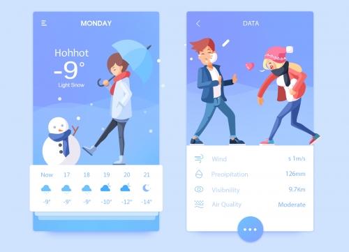 Daily UI 100天设计练习作品,漂亮的不像实力派