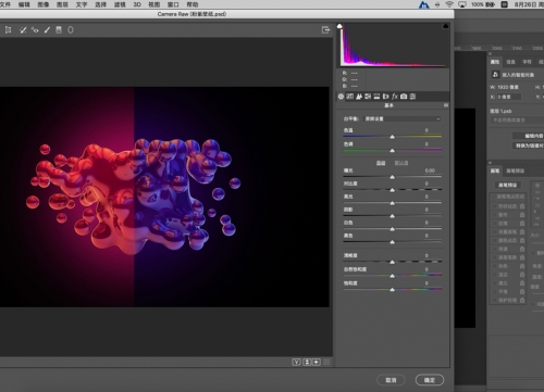 photoshop滤镜神器之Camera Raw使用详细教程