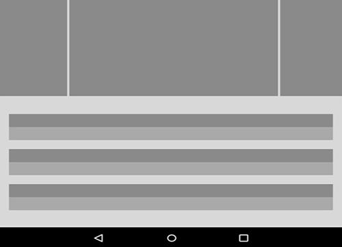 纯干货:7种响应式移动端页面设计布局解析