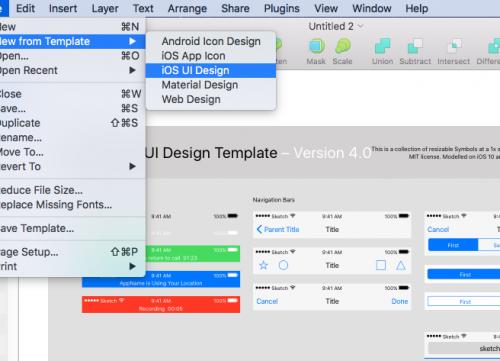 干货:Sketch实用新技巧和相关资源网站分享