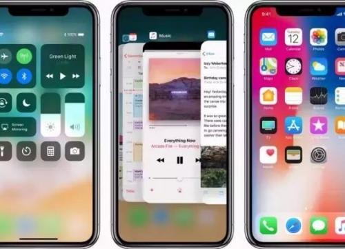 最新超详细的iPhone X 设计规范