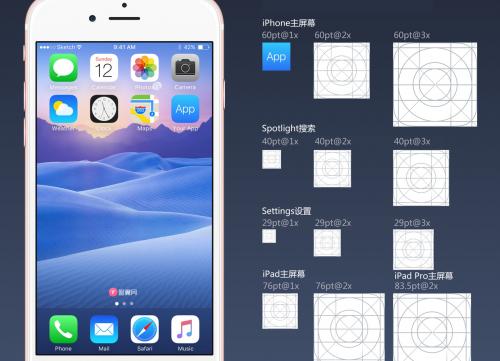 UI设计基础知识点之iOS交互设计规范指南