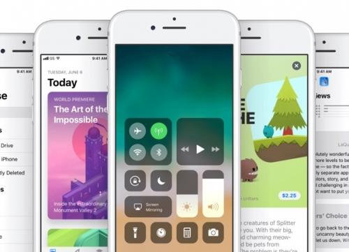 苹果新版IOS 11设计规范官方源文件(psd xd sketch)下载