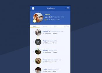 App排行榜UI界面设计灵感看这里就够了
